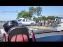 ДТП в Балашихе с участием автотранспорта полиции