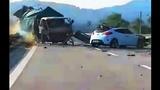 DANGER BAD DRIVERS ON THE ROAD CAR CRASH COMPILATION JUNE 2018 2
