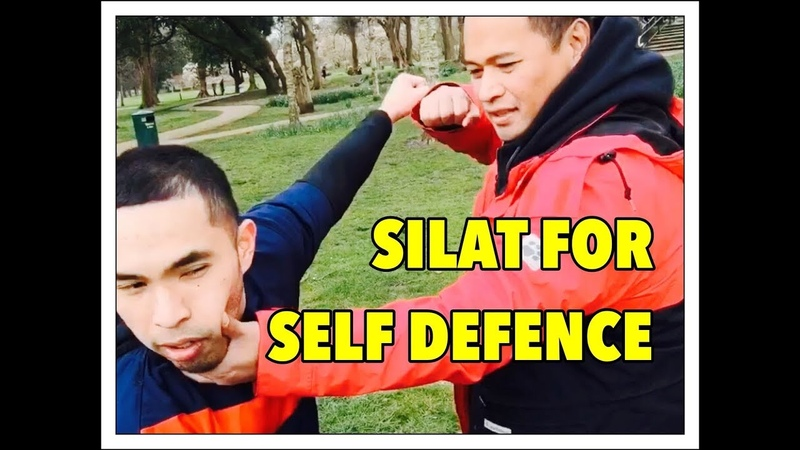 Silat Hands for Self Defence