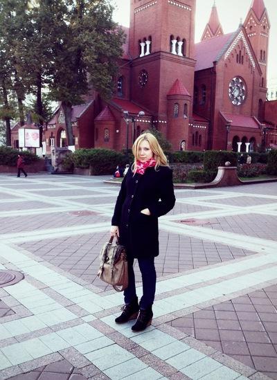 Елена Тюрина, 13 октября 1989, Минск, id4890172