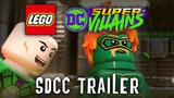 LEGO DC Super-Villains | Official San Diego Comic Con Trailer