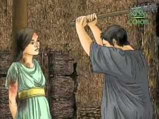 Мульткалендарь. 23 февраля. Девы-мученицы Еннафа, Валентина и Павла