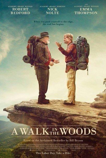 Прогулка по лесам (2015) HD
