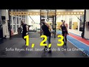 1, 2, 3 - Sofia Reyes Feat. Jason Derulo De La Ghetto - Coreografia l Cia Art Dance l Zumba®
