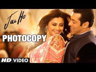 Видео: Песня Photocopy из фильма Jai Ho (Салман Кхан, Дейзи Шах)