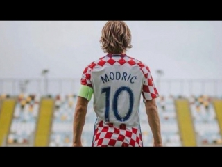 Luka Modric 2018 — Best Midfielder in the World