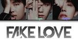 BTS - FAKE LOVE (RAP LINE ORIGINAL DEMO VERSION)Color Coded LyricsHanRomEng