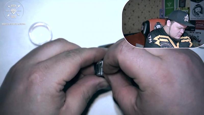 [Maskit Vape] Stacked RTA by Kaees | Вроде норм 🤔