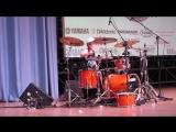 Денис Парфеев, Drumfest 2016 - 1ый тур, Boomfunk MC (Freestyler).