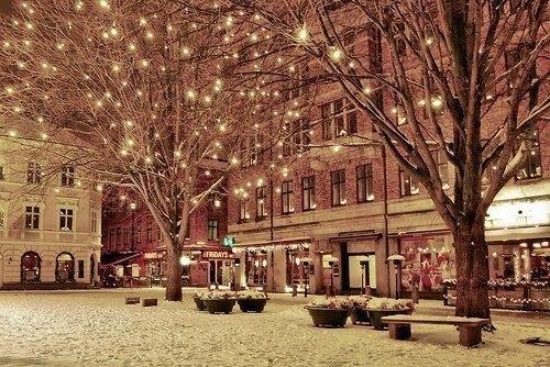 казкова зима