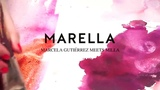 A WATERCOLOUR PROJECT - MILLA JOVOVICH BY MARCELA GUTI