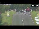 Crash at Deers Leap - 2014 Ulster Grand Prix
