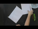 Базовый курс. Упражнения на постановку руки и глазомера. часть1