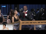 Bishop Apologizes to Ariana Grande for 'Too Friendly' Grope During Aretha Franklin Funeral