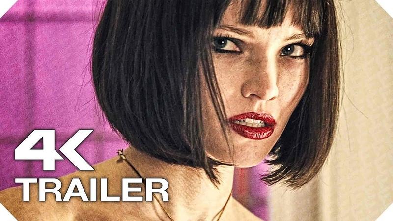 АННА Русский Трейлер 1 (4K ULTRA HD) НОВЫЙ 2019 Саша Лусс, Киллиан Мёрфи Люк Бессон Action Movie HD