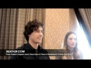 Sophie Lowe and Peter Gadiot for «Once upon a time in wonderland» at Comic-Con  part 2
