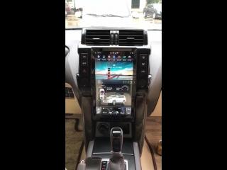 ШГУ на Toyota Prado 2014-2017 13.6' Tesla