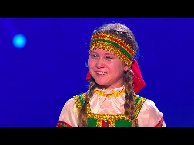 Юная Зоя покорила всех искренностью и талантом, а проект «Ты супер!» исполнил ее заветную мечту