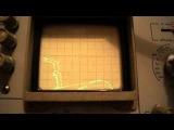 C1-65A - Bad Apple (HD) Аниме на осциллографе!