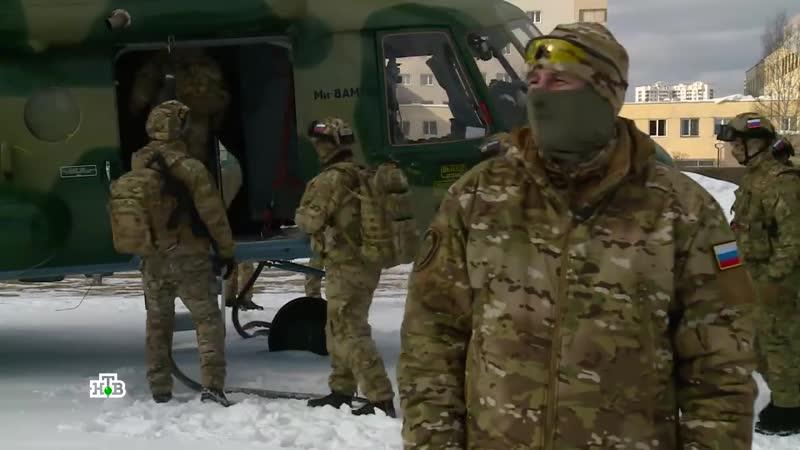 Беспарашютное десантирование ЦСН ФСБ России | Специальные подразделения России | СПР