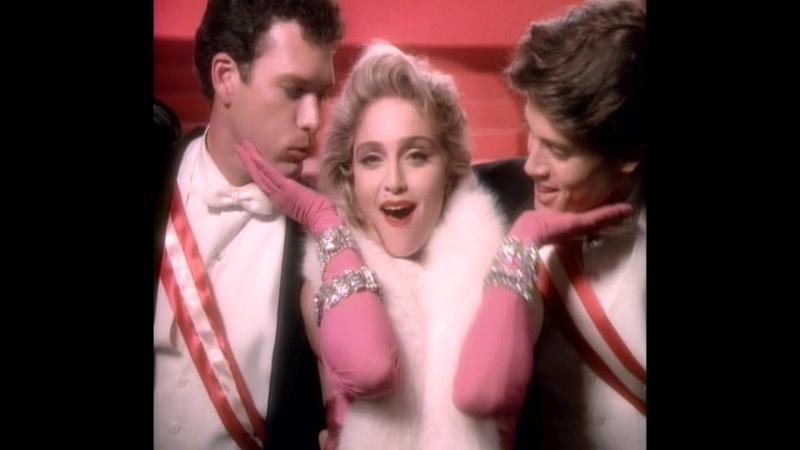 Madonna - Material Girl (Q-Sound Mix)