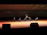 Очень прикольные Мышки на концерте в ДК Зеленоград:)