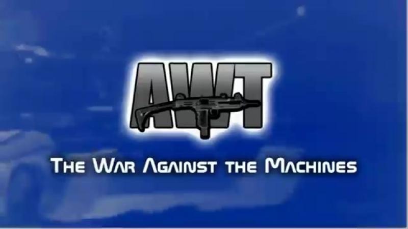 AWT The War Against The Machines Album Promo TSR 32