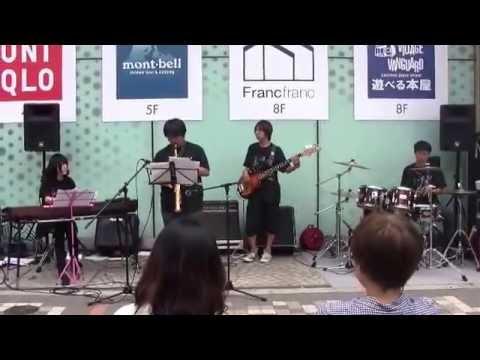 Dancando No Paraiso ☆ Hiromi (cover)