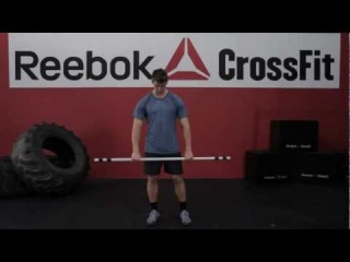 Reebok CrossFit Fitness Championship - The Press