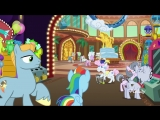 My Little Pony: FiM | Сезон 8, серия 5 — Grannies Gone Wild [HD] [русские субтитры]