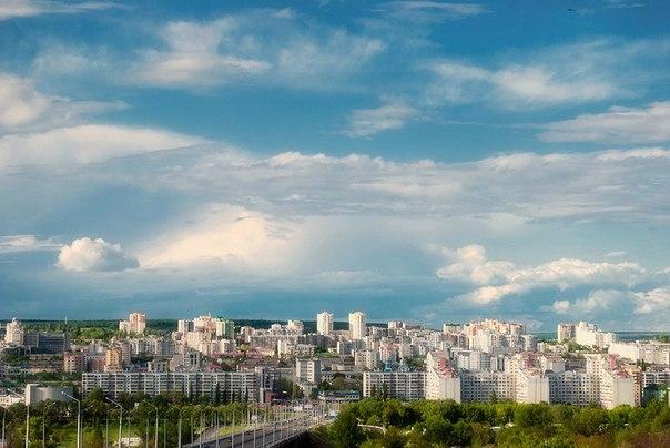 Панорама белгород