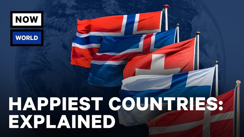 Happiest Countries In The World: Explained | NowThis World