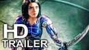 ALITA BATTLE ANGEL Trailer 3 NEW (2018) James Cameron Sci-Fi Movie HD