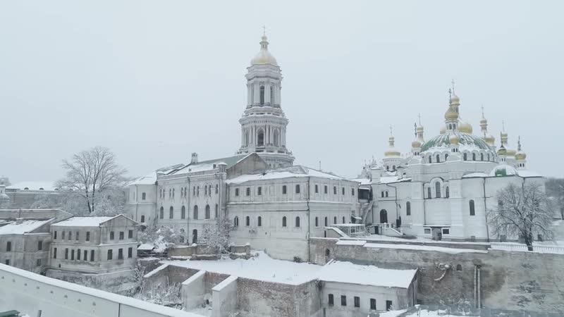 Рождественское поздравление Детской хоровой школы Киево-Печерской Лавры Litanna