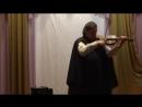 Ханс Циммер, музыка к к/ф Гладиатор , исполняет Илья Овчинников (альт)