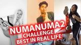 NumaNuma2Challenge | Best Numa Numa 2 IN REAL LIFE | Dan Balan & Marley Waters