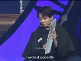 COMPILATION OF WHEN JUNGKOOK CUTELY STUTTERS TO MAKE YOU WANT TO PROTECT HIM MORE THAN EVER