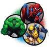 Стенд комиксов Marvel