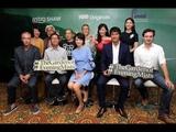 Cast Of 'The Garden Of Evening Mists' Lee Sinje, Abe Hiroshi, David Oakes, John Hannah FCX