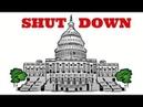 Как разногласия из за бюджета США повлияют на рынки в 2019 году Shut Down Шат Даун
