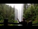 Водопад Южный нац.парк Сильвер фолс