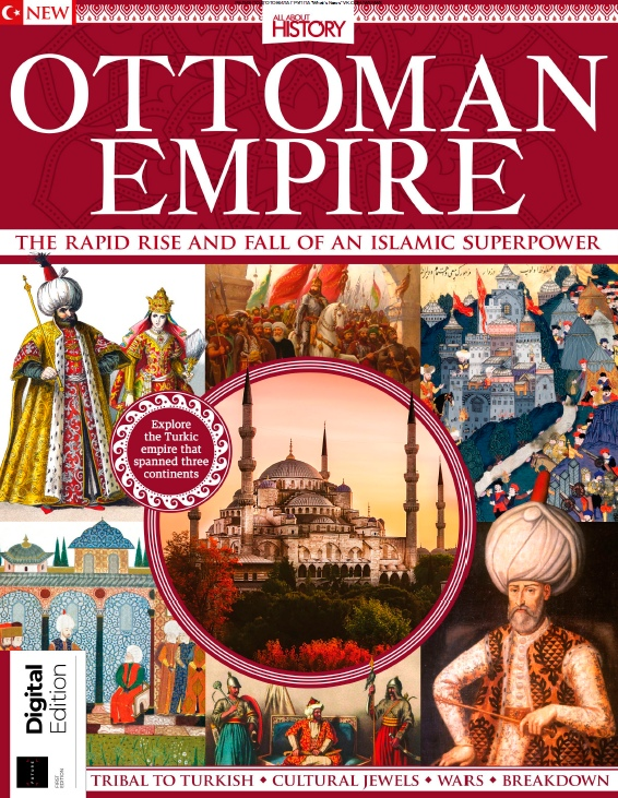 All About History - Ottoman Empire - 2019