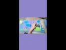 развивающие книги из фетра для детей