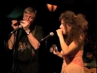 Orange Dude Blues - John Sebastian and Annie Raines