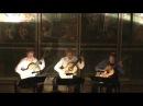Alegrías Guitar Trio plays Georges Bizet- Carmen, Aragonaise
