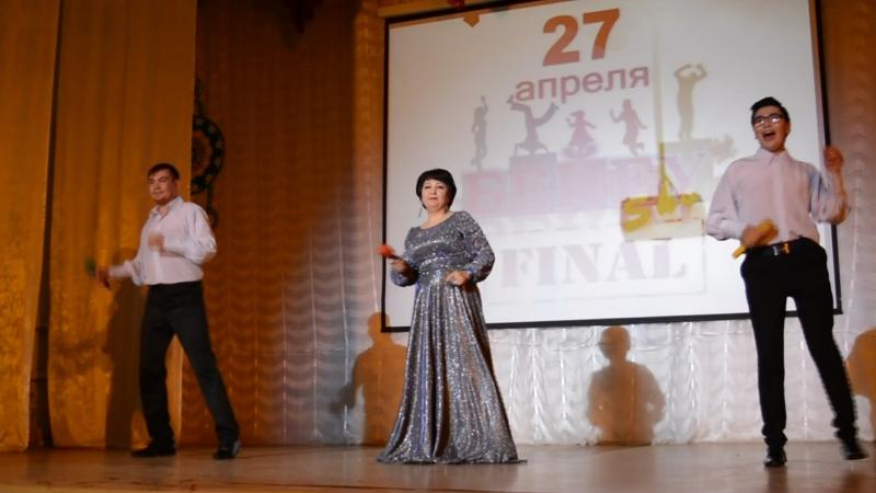 Расима Динисламова, Нафис Саитов, Идель Манишев