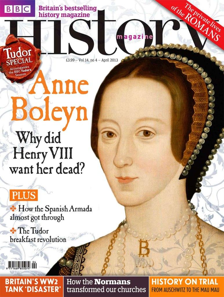 BBC History Magazine  - April 2013