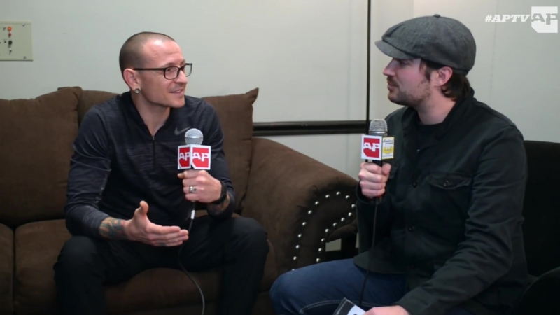 Chester Bennington of Linkin Park on playing Warped Tour, the band's new sound, more