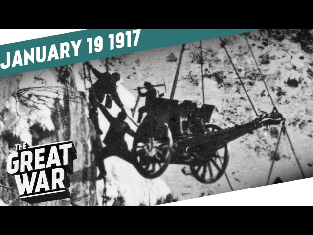 Fighting on Alpine Peaks - Call for Self Determination I THE GREAT WAR Week 130