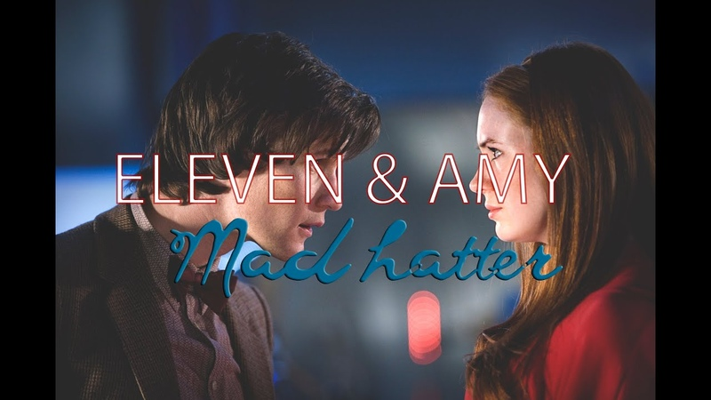 Eleven Amy Pond | MAD HATTER